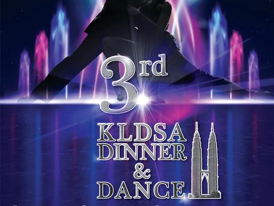NEWS | The 3rd KLDSA Dinner & Dance 2019 is coming soon