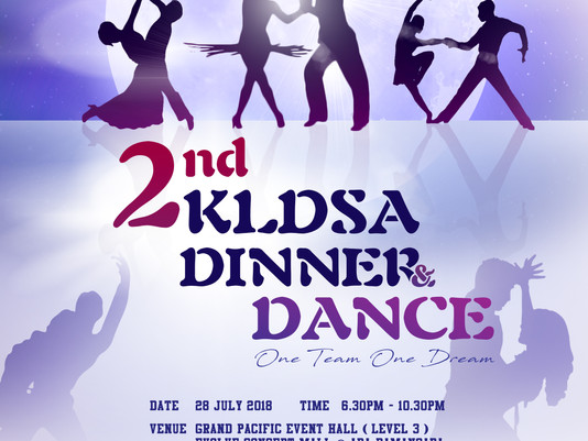 NEWS | 2nd KLDSA Dinner & Dance is Official!