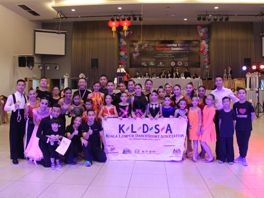 KLDSA Wins Big in Melaka National Ranking