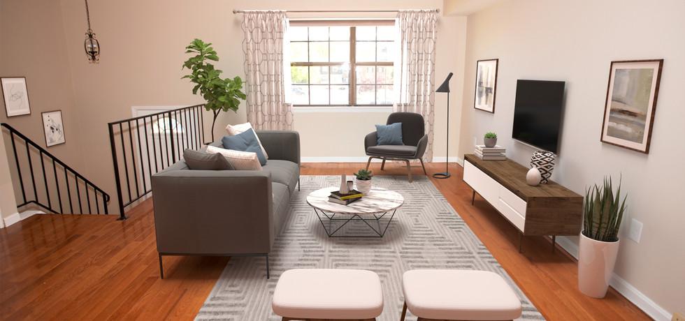 30 Golden Hill Living room
