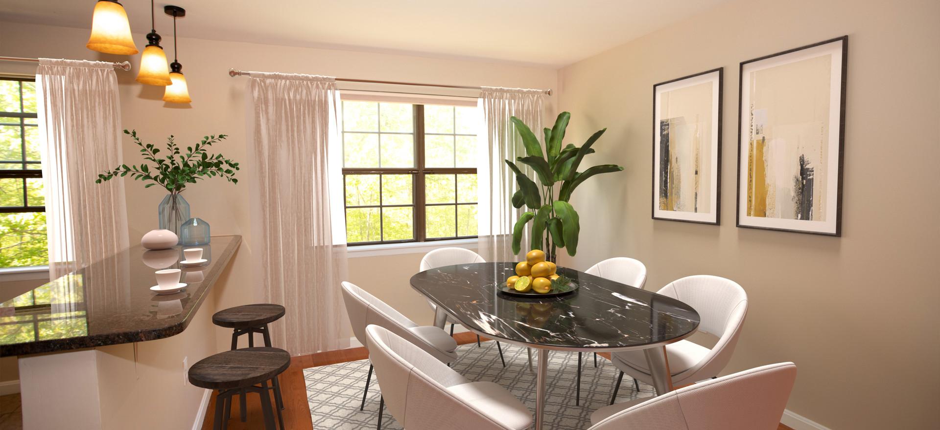 30 Golden Hil  Dining Room