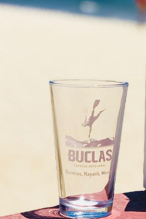 PINT GLASS BUCLAS