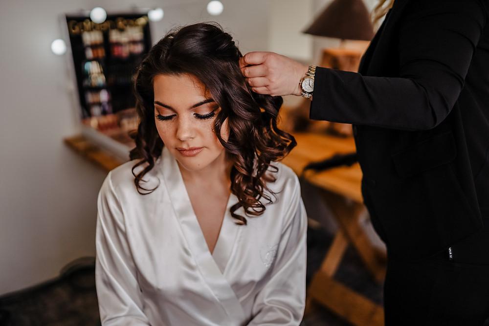 bruiloft fotoreportage liefde huwelijk fotografie yourmoments utrecht makeup haar