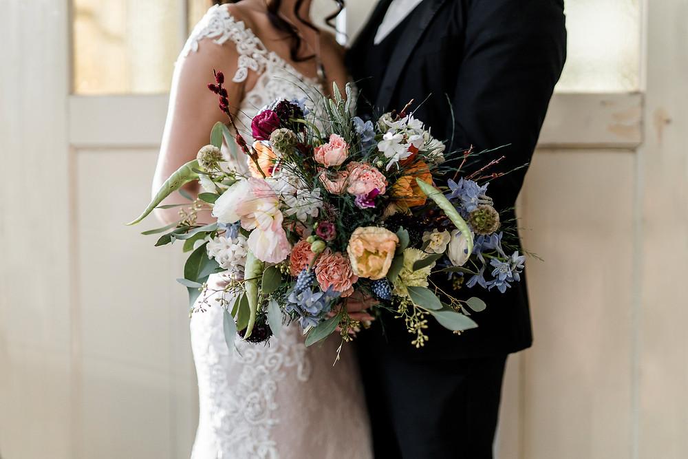 bruiloft fotoreportage liefde huwelijk fotografie yourmoments utrecht bruidsboeket