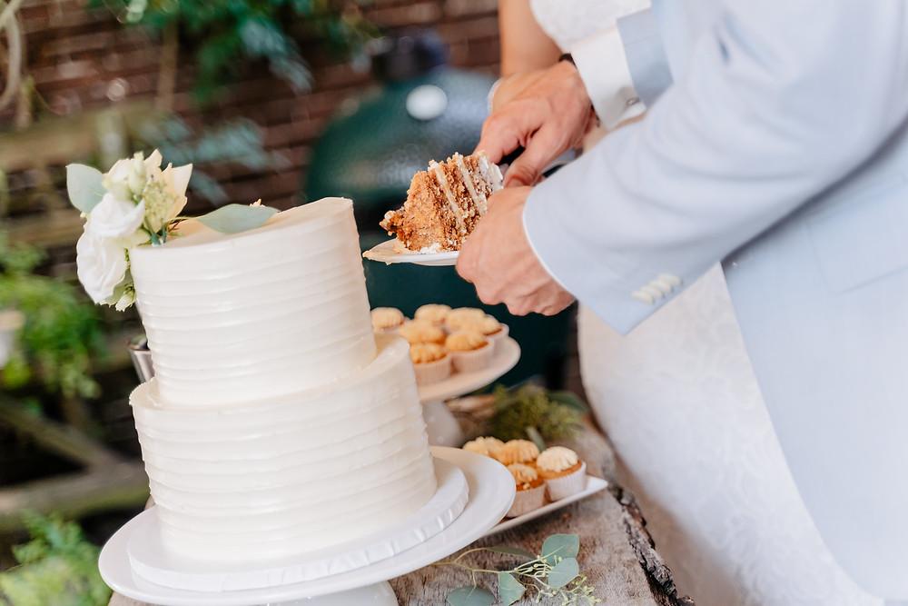 bruidsreportage huwelijk bruiloft fotografie yourmoments taart