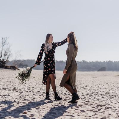 Esmee & Inez - Soesterduinen