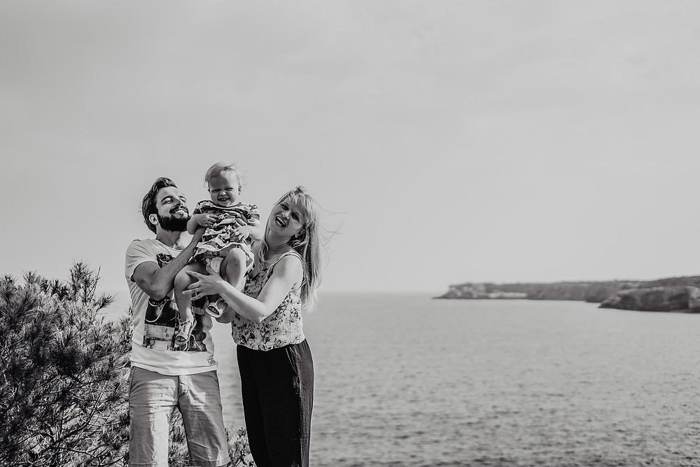 familie fotoshoot vakantie mallorca liefde plezier geluk yourmoments