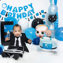 Boss Baby Photo Session