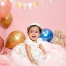 Baby Girl Six Month Photo Session