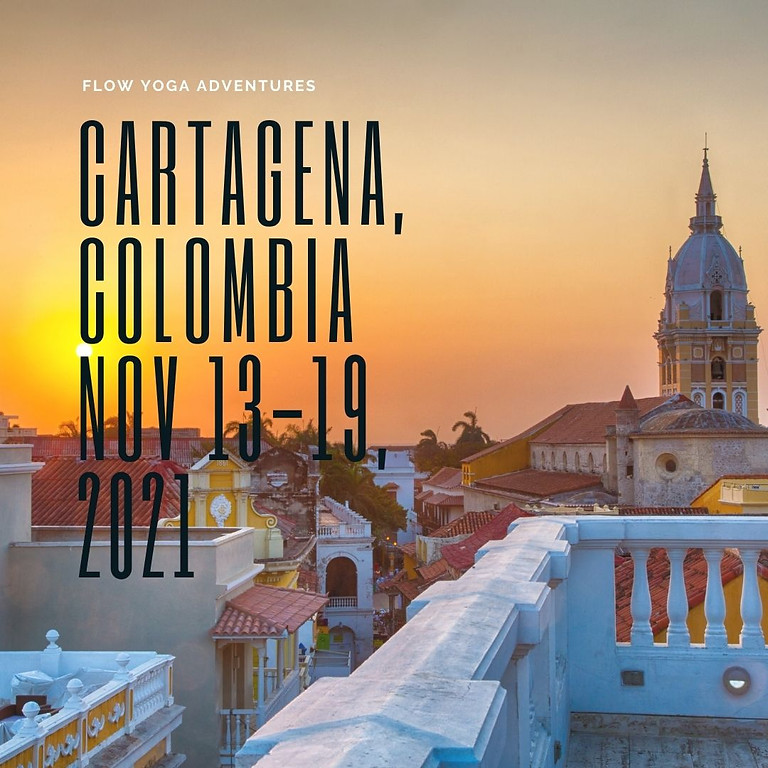 7 Days in Cartagena, Colombia