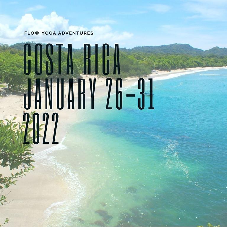 6 Days in Costa Rica at the Imiloa Institute