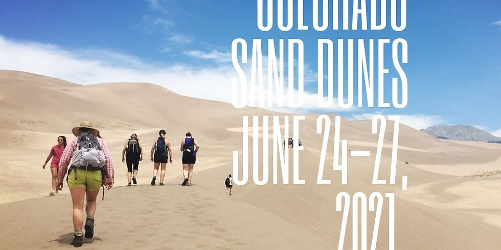 4 Days in Colorado & Great Sand Dunes