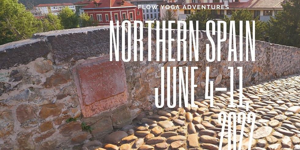 8 days in Asturias, Spain