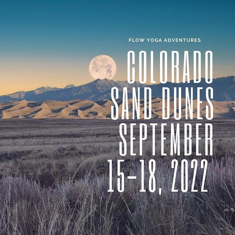 4 Days in Colorado: Great Sand Dunes & Aspens