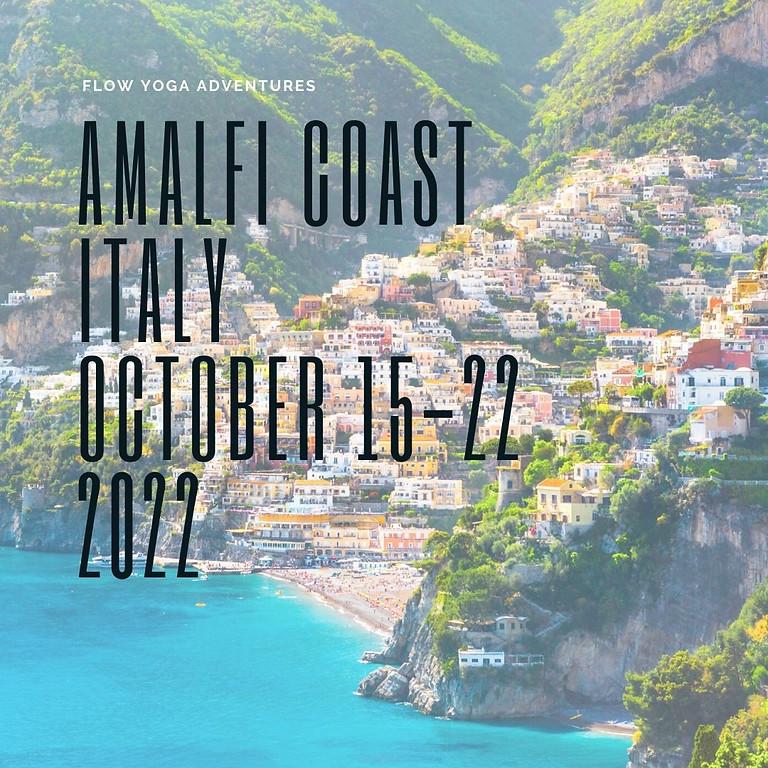 8 Days on the Amalfi Coast, Italy