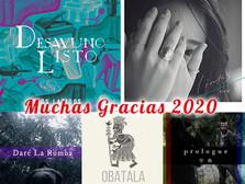 Muchas Gracias 2020