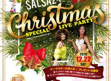 7sonora、SALSA24 Xmas Night Liveへ出演