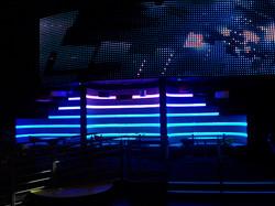 VIP Booth lighting