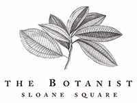 The Botanist Sloane Square Logo