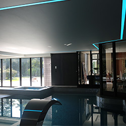 Chantry swimming pool