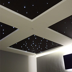 fibre optic ceiling