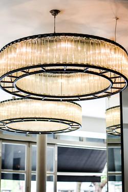 Botanise chandelier