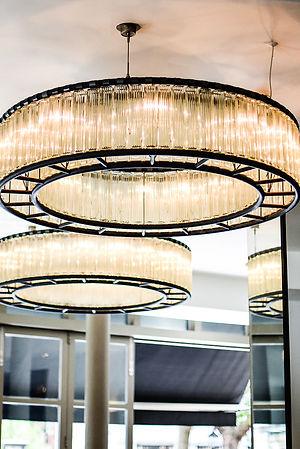 Botanist crystal chandelier #Botanist