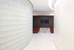 Halway to offices