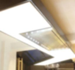 Bespoke Kitchen Island Light Fixture