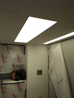 Utility room lighting