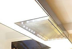 Kitchen Island light feature
