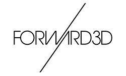 Forward 3d Logo London
