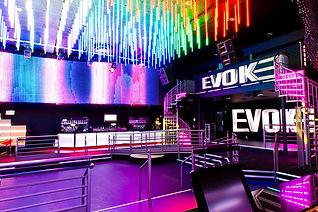 Evoke nightclub