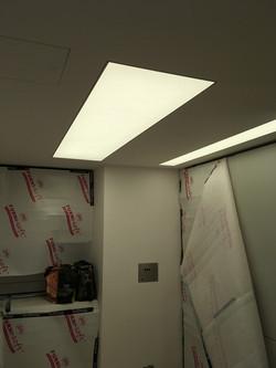 Utility room lighting
