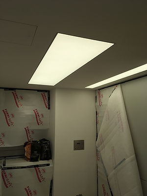 warm white LED ceiling