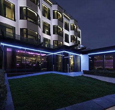 seven hotel by night