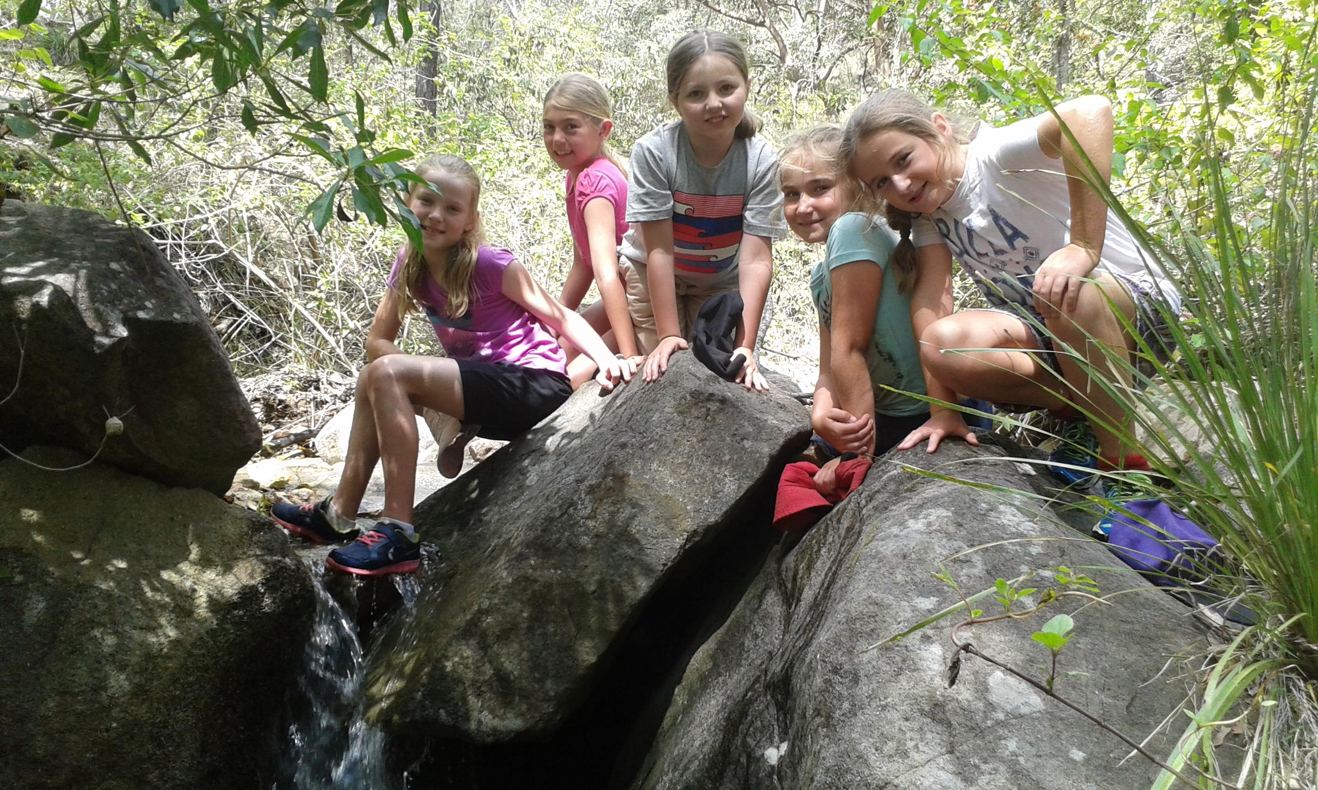 Camp Kokoda School Holiday Camp