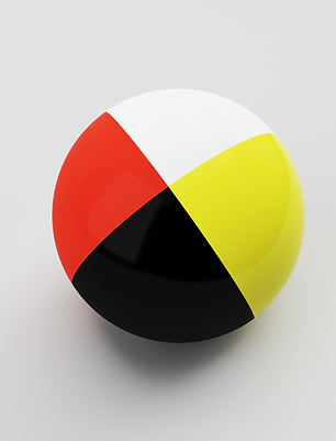 Pete's Medicine Wheel 3D RENER UpdatedHD