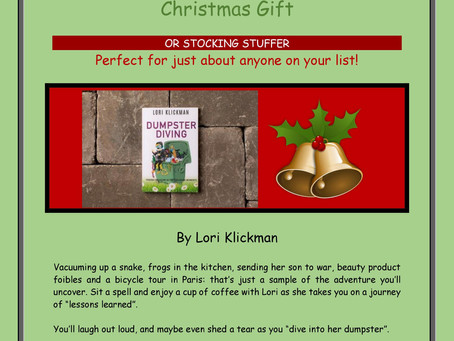 An Outside Of Ordinary Christmas Gift