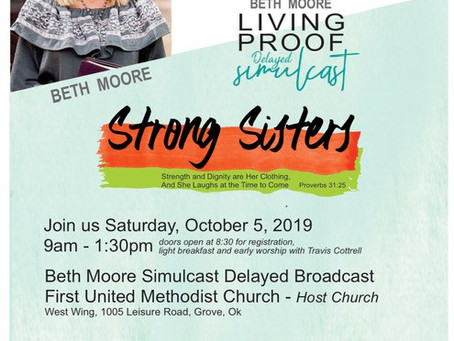 Strong Sisters with Beth Moore