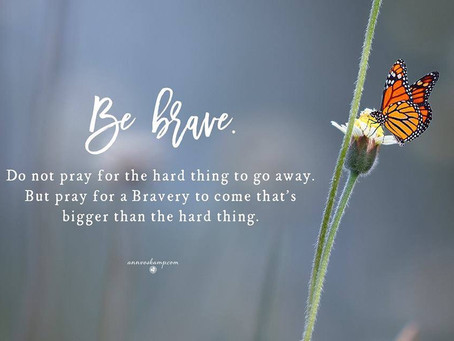 Live Stream of the BRAVE Conference begins at 6:30 tonight, 9:30 am on Saturday