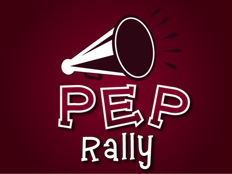 So Who Couldn't Use a Pep Rally???