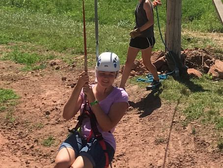 Lessons from the Zip Line