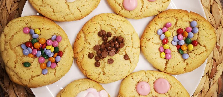 סדנה להכנת עוגיות הפתעה ללא מיקסר ובחמש דקות עבודה