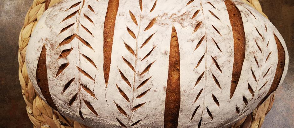 סדנה להכנת לחם קמח מלא