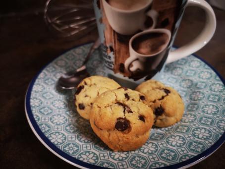 עוגיות שוקולד צ'יפס ב10 דקות הכנה
