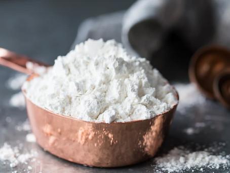 כיצד להכין קמח תופח.