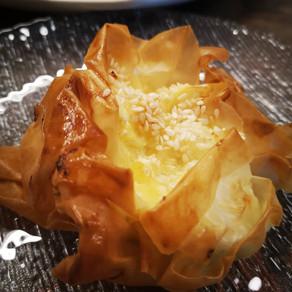 בורקס פילו גבינה בסגנון יווני