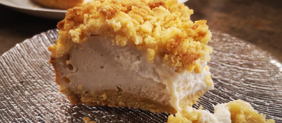 עוגת גבינה יוונית