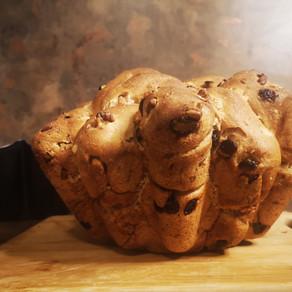 לחם פיצוחים.